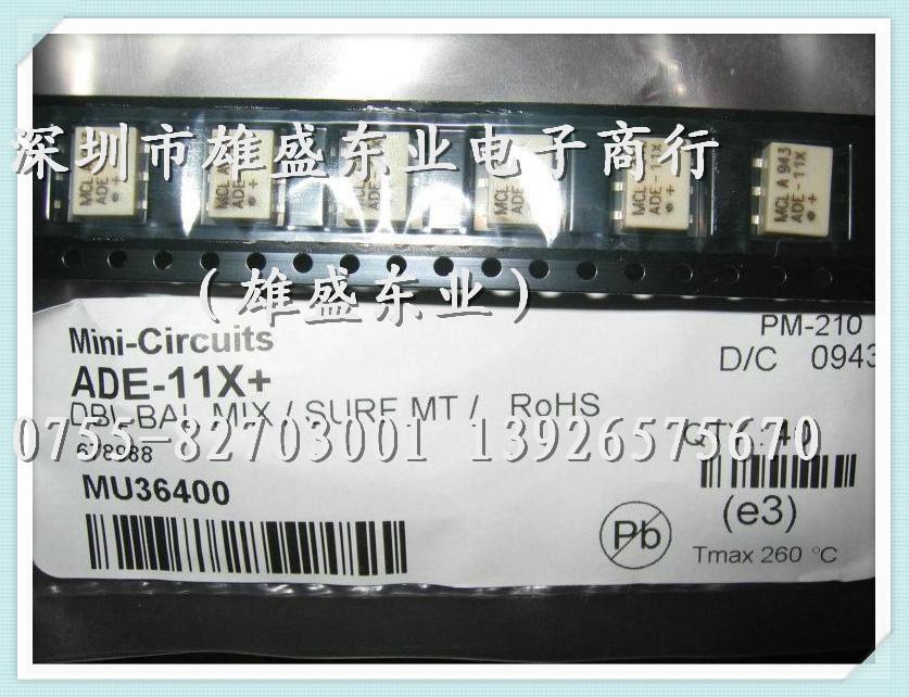 原装mini-circuits双平衡混频器 mini SMD