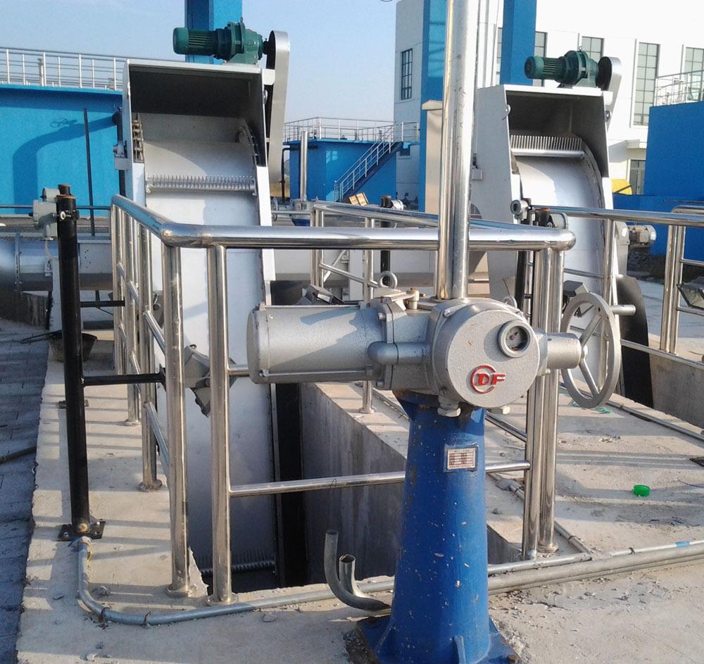 污水处理设备、固液分离机专业制造商,欢迎到公司考察参观!