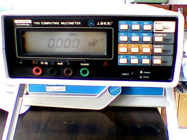 二手台式万用表 电工仪表