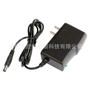 5V1A美规电源适配器 powertops/波特 AC/DC电源 单端式