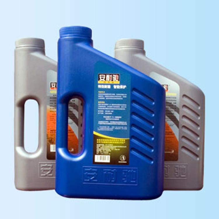 厂家热销优质机油塑料壶 可定制 外包小塑料袋