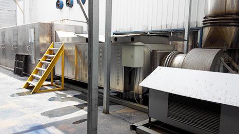 造纸厂废气处理 废气处理设备