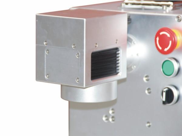 德清光纤激光打标机热卖 一网激光 激光打码机 双向打印