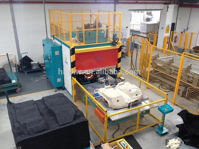 HR-15KW-2QT脚垫焊接机 封包机 复合材料 全自动