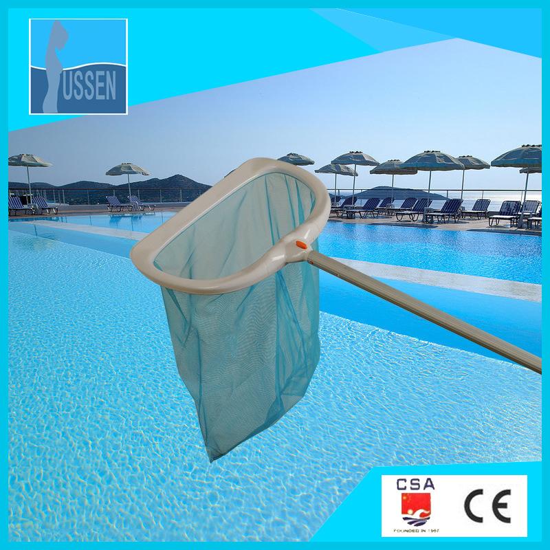 高级泳池水清洁过滤叶网 蓝战士