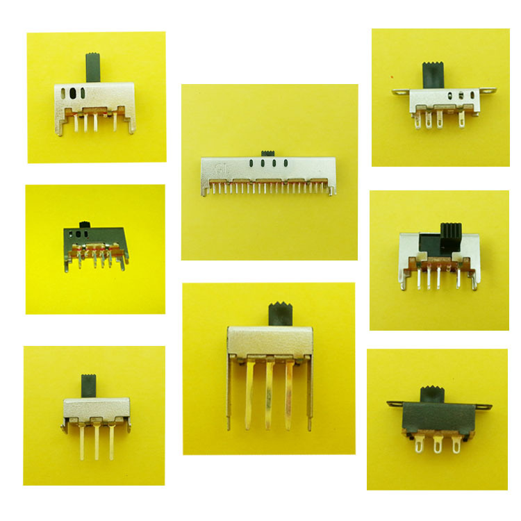 波段开关系列 CCC 电子产品