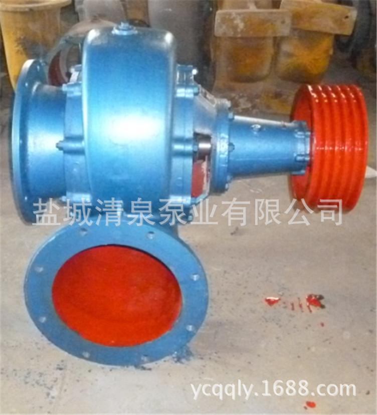 品质保证 卧式灌溉混流泵 下出水 大流量混流泵 hw混流泵