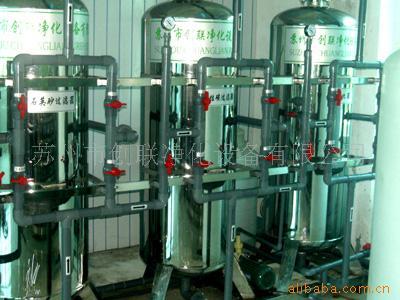 供给创联CL除铁 吸附法 去除水中铁、锰离子 石英砂或锰砂