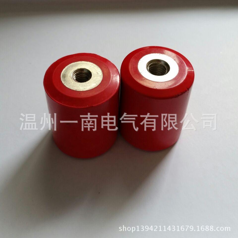 厂家直销  MNS40直径*50高-M8/M10 圆柱形低压绝缘子,40*50mm