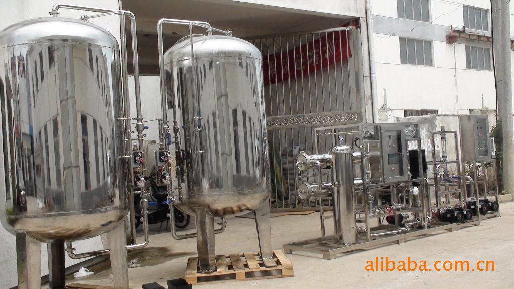 供给水解决-污浊水设施 饮用水设备 创联净化