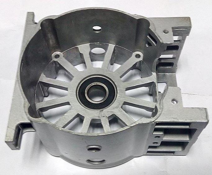 铝外壳压铸厂家定制加工 低压铸造 喷砂喷漆