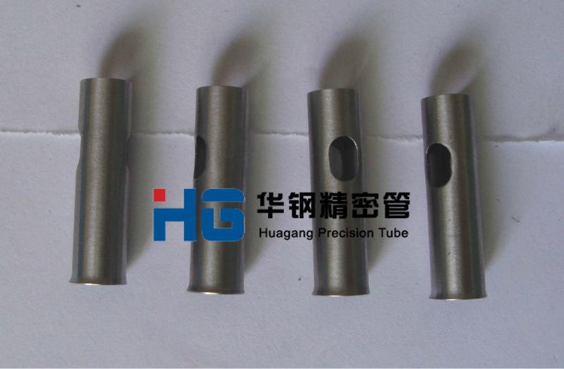 (厂家消费加工)不锈钢毛细管 无缝管 华钢精密管业