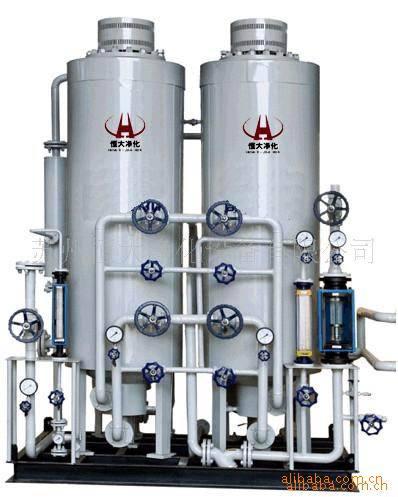 氢气纯化设备 高纯氢气设备 氢气厂家 空分设备 化工分离设备