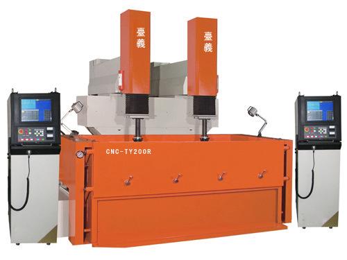 东莞台义精密机械专业生产数控机床.数控双头电火花机床TY-200R