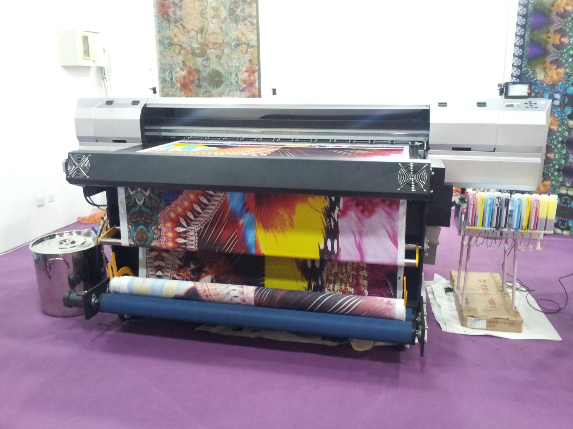 平网印花机数码化升级改造 印花机械