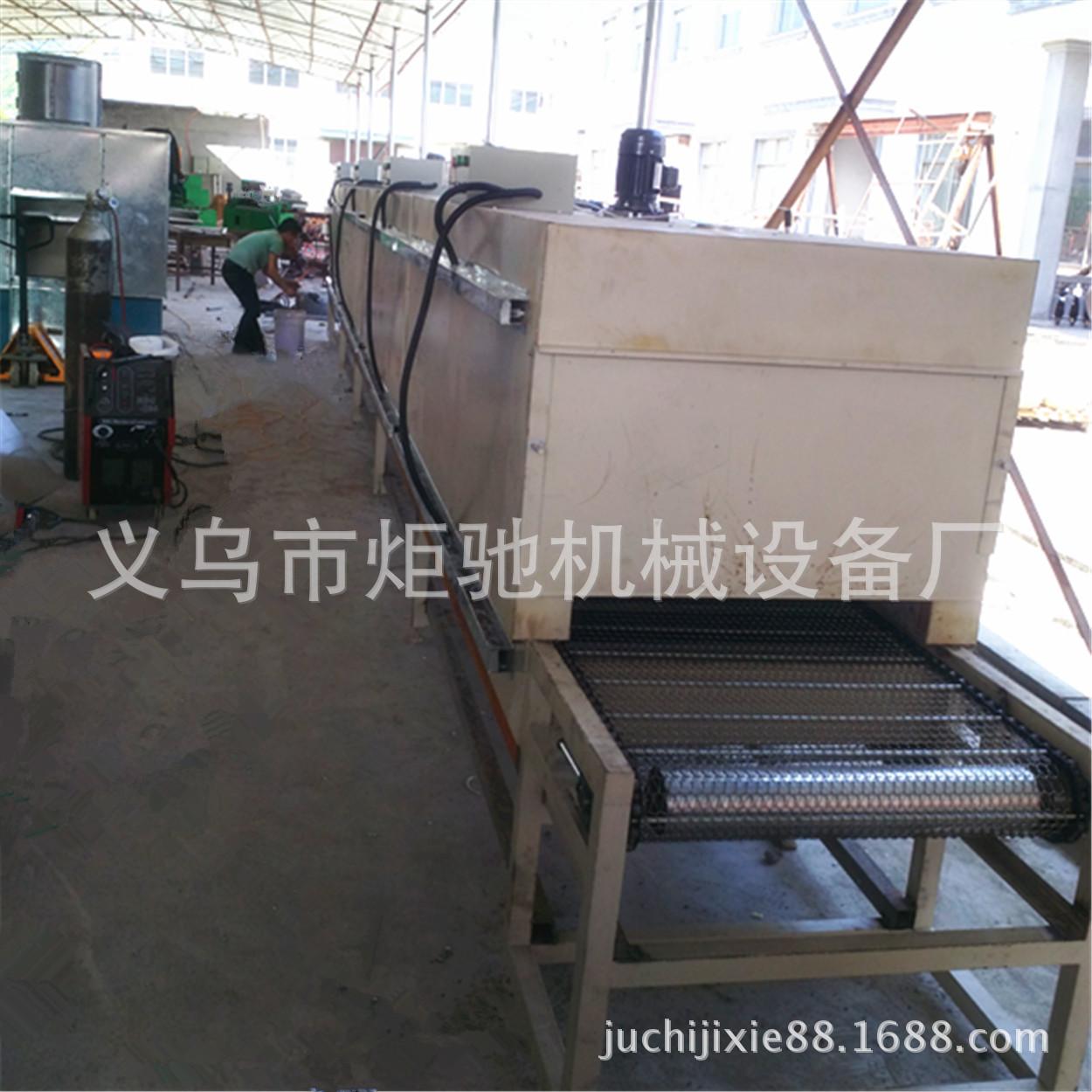 炬驰机械设计制作小型高温窑炉