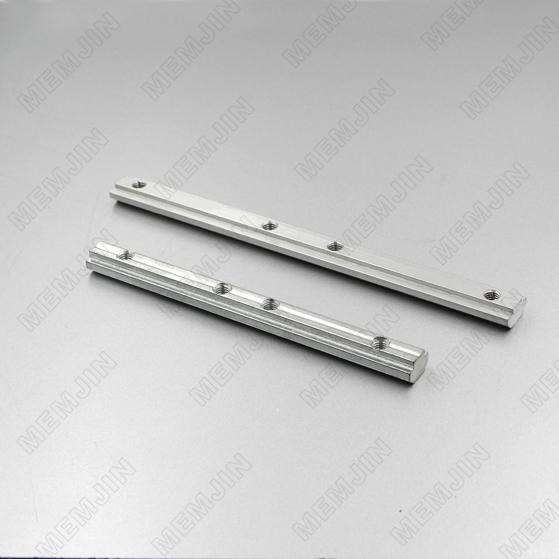 工业铝型材配件铝合金连接件可按任意长度尺寸免费切割量大优惠 铝型材