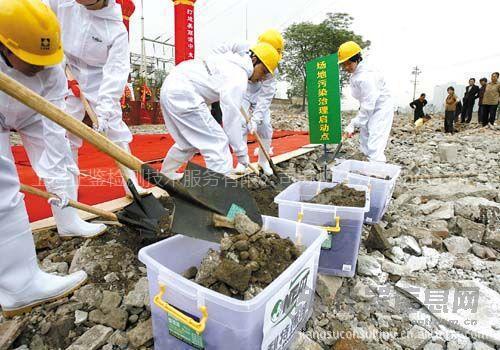 固体废弃物检测 环境检测