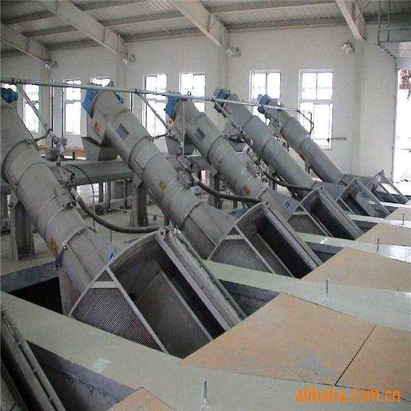 针对城市污水工业废水食品加工业预处理设备转鼓式格栅除污机