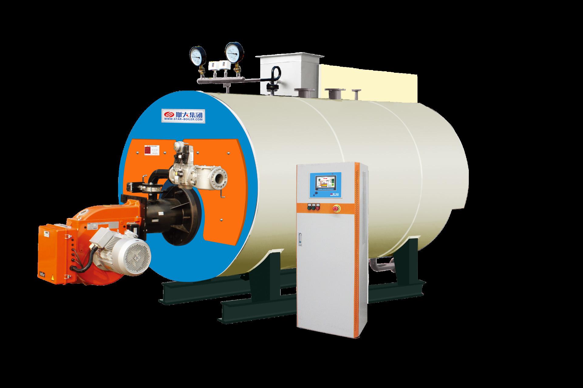 专业生产并供应承压热水锅炉 自然循环锅炉 快装锅炉 WNS 室燃炉 工业锅炉
