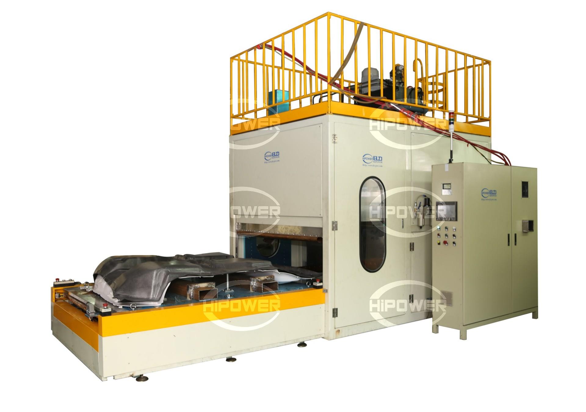 现货热销 HR-25KW-QT汽车脚垫焊接机 地毯焊接机 电焊切割设备