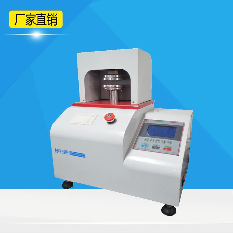 经济型瓦楞纸张环压实验机 海达仪器 数显式压力试验机