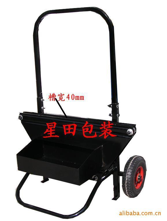 铁皮上海钢带带盘车 铁皮带盘车 钢带带盘车