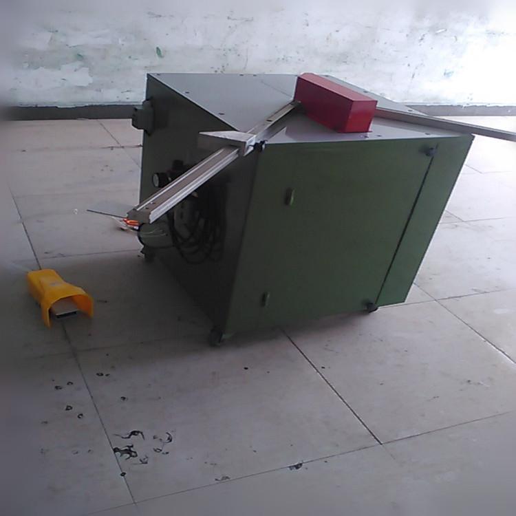 45度相框切角机 相框切角机 各种相框加工