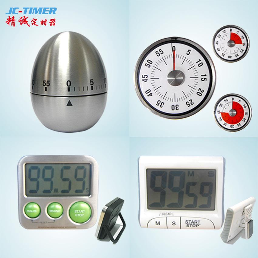 [厂家直销] JC-TIMER LED 指针+数字 手动机械
