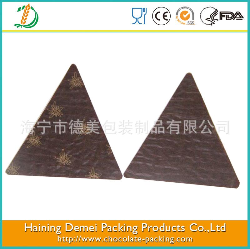 咖啡色巧克力缓冲垫纸 china AAA