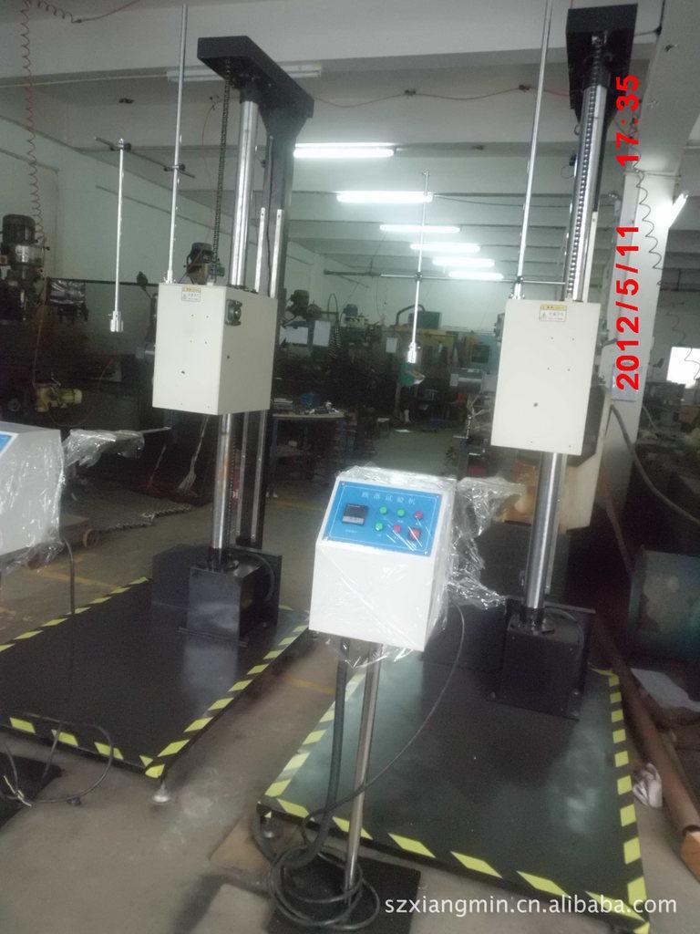 包装跌落实验机零售 XIANGMIN 单翼跌落试验机