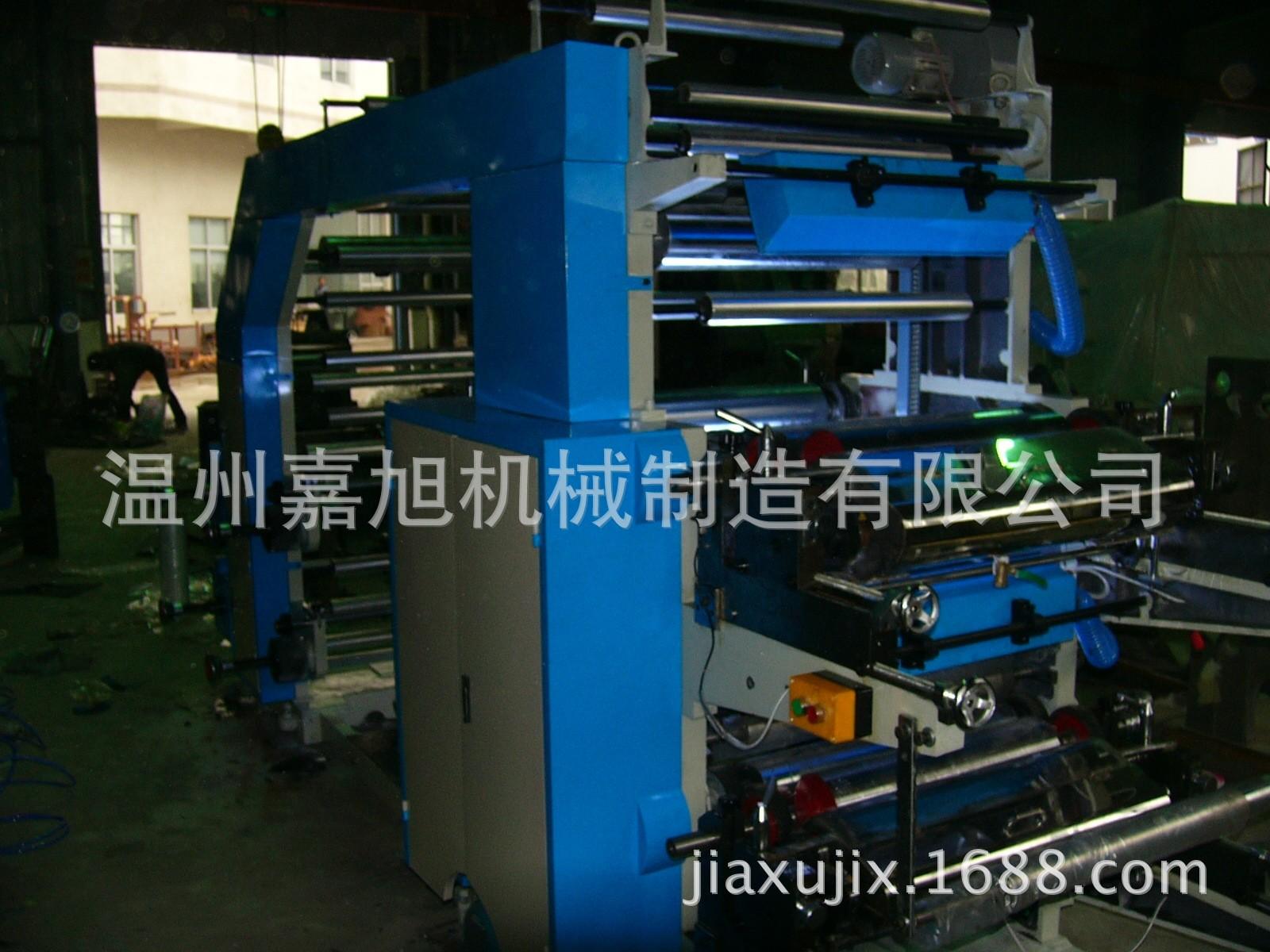 彩印彩色薄膜印刷机柔性凸版高清晰印刷机YT-41400