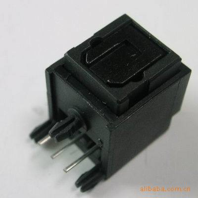 插座DLT1170音频光纤 S-video SPDIF 铜包钢 PBT
