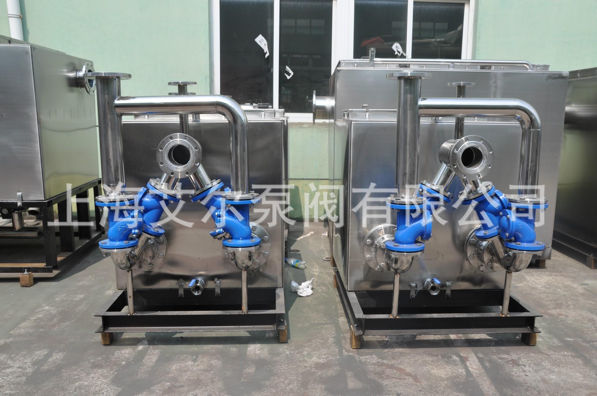 多功能污水提升器污水提升装置一体化地下室排水设计环保设备
