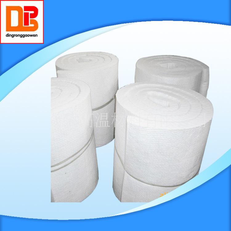 供给纤维双面针刺毯硅酸铝制品 纤维状