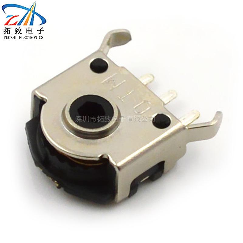 高度5MM六角孔ES09-5高精密滑动编码器批发 鼠标编码器 接触式 增量式