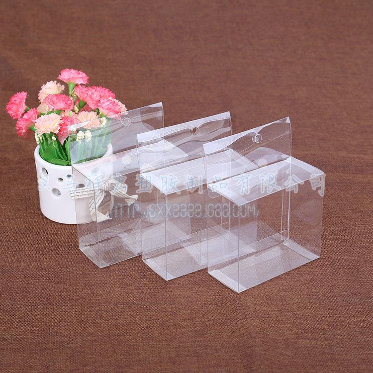 胶通明包装工艺品盒外包装零售定制10 PVC 可定制