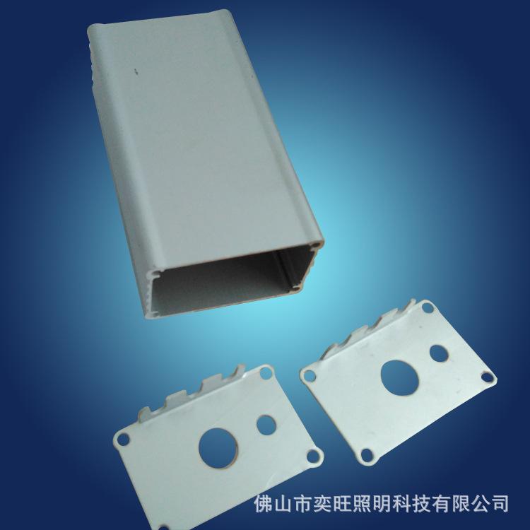YL-071-100 LED驱动配件 铝型材