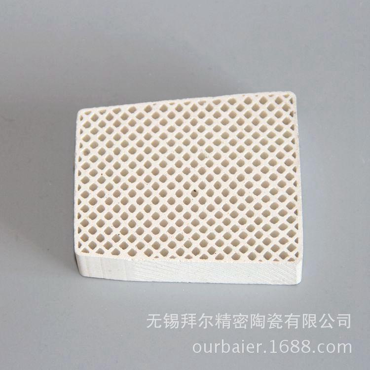氧化铝特种陶瓷微孔陶瓷99氧化铝微孔陶瓷定制 Baier 高温炉