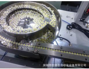 深圳宝安振动盘大功率LED装管机振动盘厂家直销震动盘 佳德恩 LED