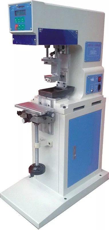 多色轮盘移印机 油墨移印机 半自动 电动和气动结合