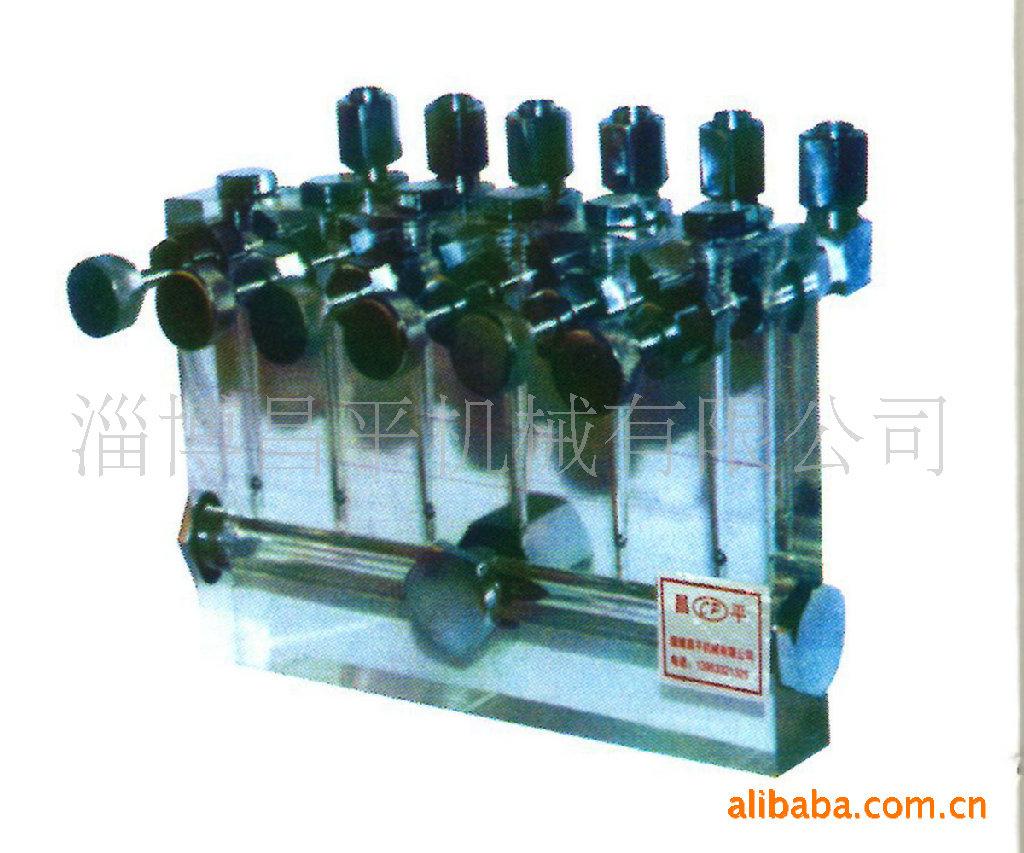 纸机设备配件优质造纸给油分配器(图) 昌平机械 给油分配器