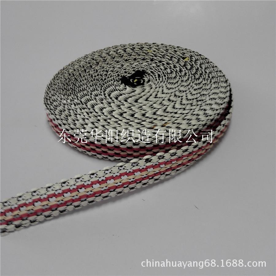 非凡织带新款时髦Pu织带鞋材辅料服装辅料零售加工