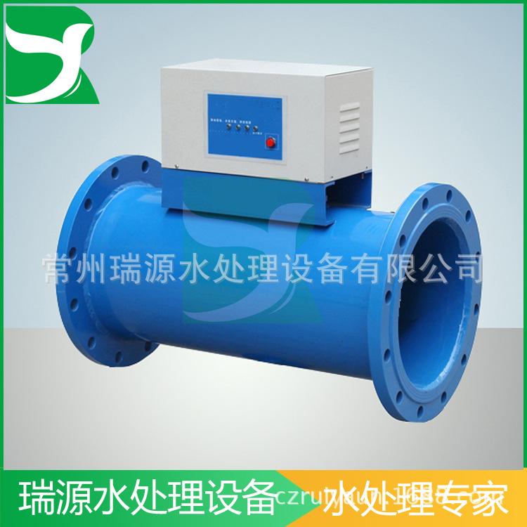 瑞源水解决设施厂家供给大口径物理法水解决器射频电子除垢仪