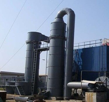 水膜除尘器设施实用于各种锅炉厂 水膜式除尘器