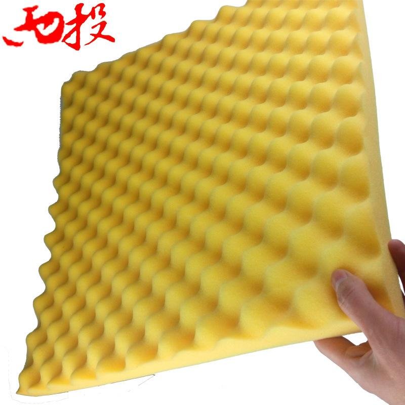 厂家直销吸音棉鸡蛋棉5公分 聚氨酯 表面凹凸型 聚氨脂 AAA 气泡状