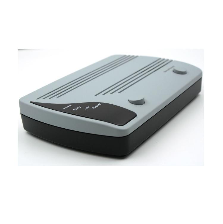 VLANSD-100S单轨道数字录音机 电话监控系统 单轨道支持网络堆叠