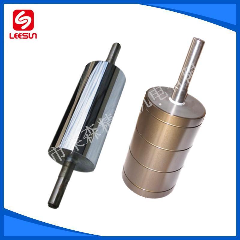 机械配件带轴铝导辊 LEESUN 铝导棍 保修一年