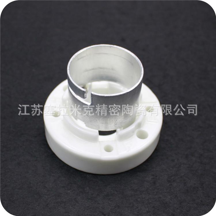 江苏宜兴厂家加工电子陶瓷 高频绝缘陶瓷 绝缘装置陶瓷