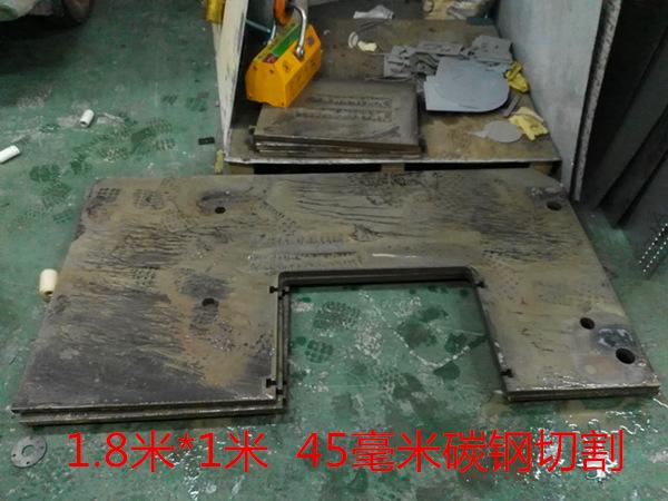 专业切割厚碳钢板   价格优惠 速度快 精度高 水刀切割加工